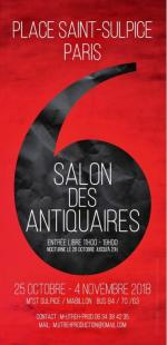 Salon antiquité