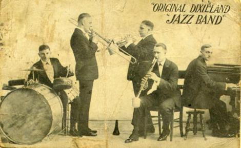 Jazz-Original dixieland jass band