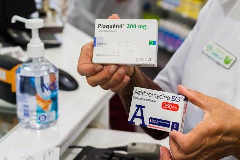 Covid-19: l'IHU de Marseille reconnaît pour la première fois l'absence d'efficacité clinique de l'hydroxychloroquine dans une étude… mais nerenonce pas