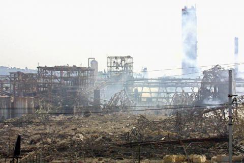 AZF 20 ans après, les conséquences médico-psychologiques de l'explosionrestent mal évaluées